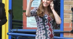 Кейт Мидълтън пазарува от интернет