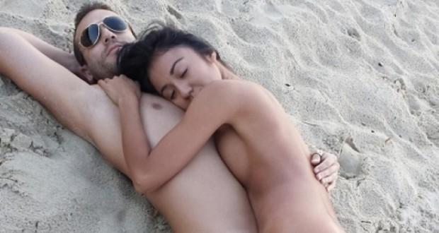 Ани Хоанг и Крум заедно на море