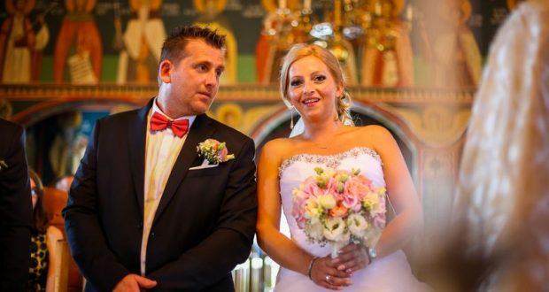 С Божията благодат – църковен брак