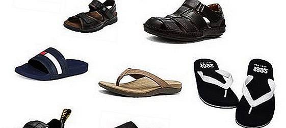 Мъжки спортни сандали – как да изберем правилния размер
