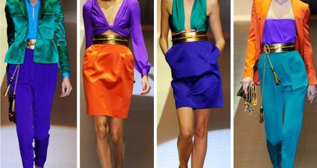 Цвета в модата– как го възприемаме?