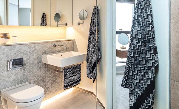 Характеристики на дизайна за малки бани