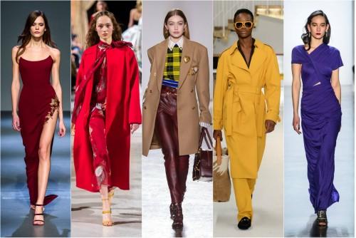 Цвета в модата и как го възприемаме?