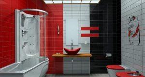 Цвят и декорации в новата баня