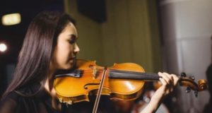 Как да свирим с вибрато на цигулка