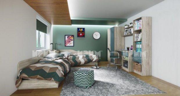 Какъв цвят мебели за детска стая да изберете